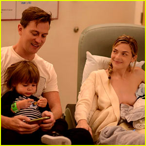 Jaime King Gives Birth to Second Baby Boy!