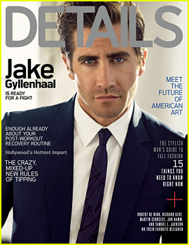 Jake Gyllenhaal Talks About Making Changes to His Personal Life with 'Details'