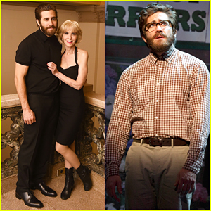 Jake Gyllenhaal Makes Musical Theater Debut at 'Little Shop of Horrors' Opening Night!