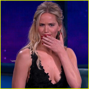Jennifer Lawrence Curses for 30 Seconds Straight for Charity!