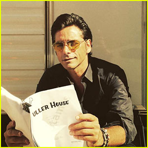 John Stamos Is Back as Uncle Jesse - First New Photo!