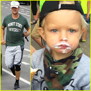 Josh Duhamel Shares Super Cute New Photo of His Son Axl