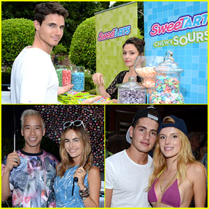 RECAP: Just Jared's Summer Bash Presented by SweeTARTS Chewy Sours!