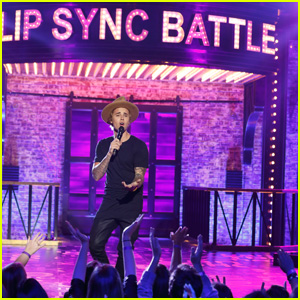 Watch Justin Bieber Sing 'Big Girls Don't Cry' on 'Lip Sync Battle'