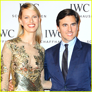 Karolina Kurkova Is Pregnant Again, Expecting Second Baby With Husband Archie Drury
