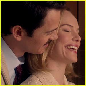Kate Bosworth & Hayden Christensen Are Married in '90 Minutes in Heaven' Trailer