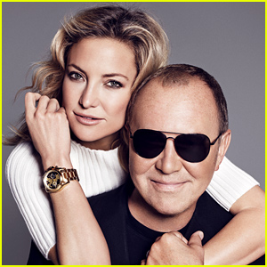 Kate Hudson & Michael Kors Team Up to Fight Hunger!