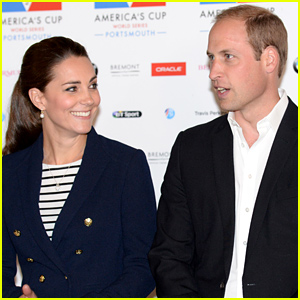 Kate Middleton Says Prince George Thinks He's 3 Years Old!