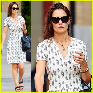 Katie Holmes' 'Ray Donovan' Character Was 'Built to Reflect'