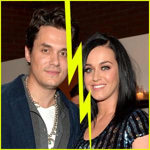 Katy Perry & John Mayer Reportedly Split Yet Again