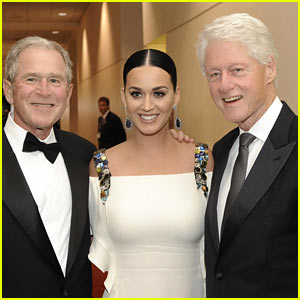 Katy Perry Might Have Presidential Dreams for the Future!