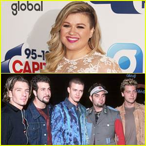 Kelly Clarkson Covers NSYNC's 'Bye Bye Bye' - Watch Now!