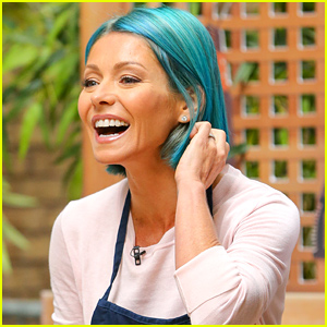 Kelly ripa new haircut