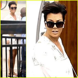 Kris Jenner Shares Hilarious Warped Video of Khloe Kardashian