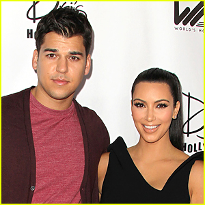 Kim Kardashian's Brother Rob Is 'Furious' With Her 'Rolling Stone' Interview