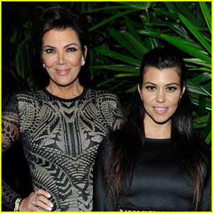Kris Jenner on Kourtney Kardashian: 'She's Hanging In There' Post Scott Disick Split