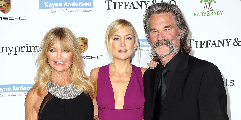 Kurt Russell Talks About Oliver & Kate Hudson's Dad Drama ... Kate Hudson Fabletics