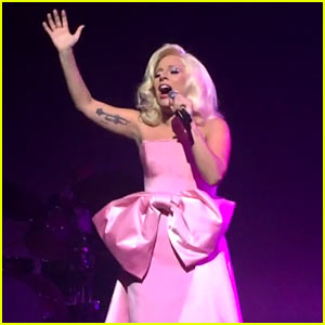 Lady Gaga Sings Epic Version of 'La Vie En Rose' (Video)