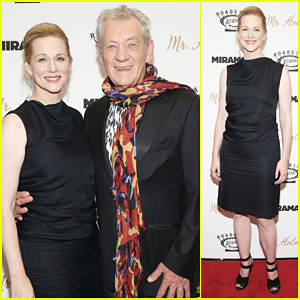 Laura Linney & Ian McKellen Bring 'Mr. Holmes' To New York!