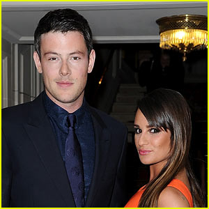 Lea Michele Honors Cory Monteith Two Years After His Death