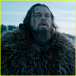 Leonardo DiCaprio's 'The Revenant' Gets First Teaser Trailer!