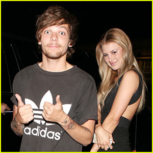 Louis Tomlinson Is Having a Baby with Briana Jungwirth!