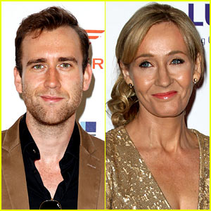 Matthew Lewis Wrote J.K. Rowling the Sweetest Birthday Note