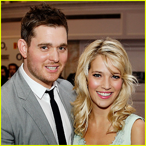 Michael Buble's Wife Luisana Lopilato Is Pregnant Again!