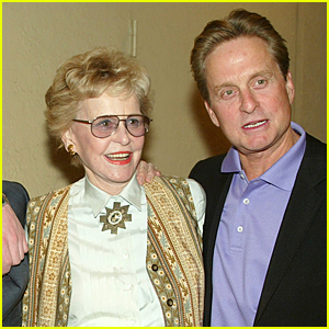 Michael Douglas' Mom Diana Dies at 92