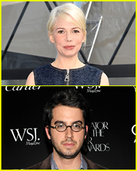 Michelle Williams & Author Jonathan Safran Foer: New Couple Alert?!