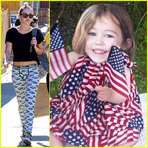 Miley Cyrus Gets Ready For July 4th Weekend With Epic ...