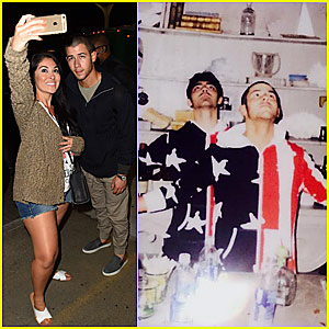 Nick Jonas Returns Home After Taylor Swift S July 4th Bash Joe Jonas Nick Jonas Taylor Swift Just Jared