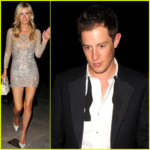 Nicky Hilton Changes Into Short Dress After Her Wedding!