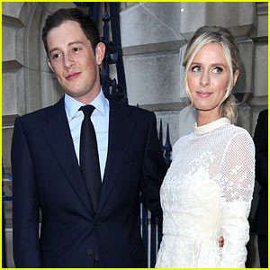 Nicky Hilton Is Officially Married to James Rothschild!
