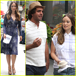 Olivia Wilde & Bobby Cannavale Bond On HBO Rock & Roll Project