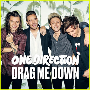 One Direction: 'Drag Me Down' Fu