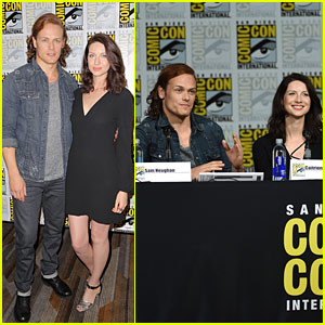 'Outlander' Fans Get A Sneak Peek At Season 2 at Comic-Con