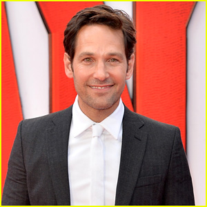 Paul Rudd Suits Up to Premiere 'Ant-Man' in London