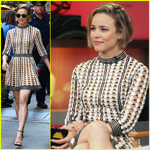 Rachel McAdams Says She Likes To 'Play Characters That Are Flawed & Interesting'