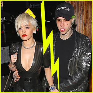 Rita Ora & Ricky Hilfiger Split After 1 Year of Dating