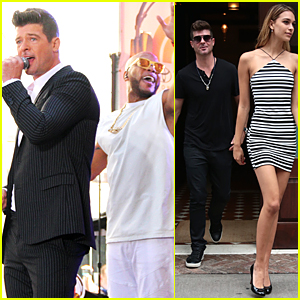 Robin Thicke Lived 'a Nightmare' When His Paula Patton Marriage Crumbled