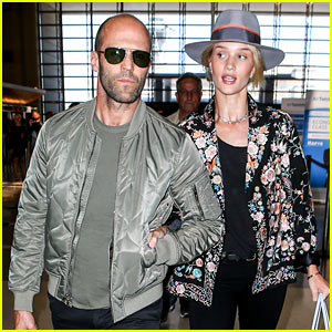 Rosie Huntington-Whiteley & Jason Statham Are Still an Extremely Hot Couple!