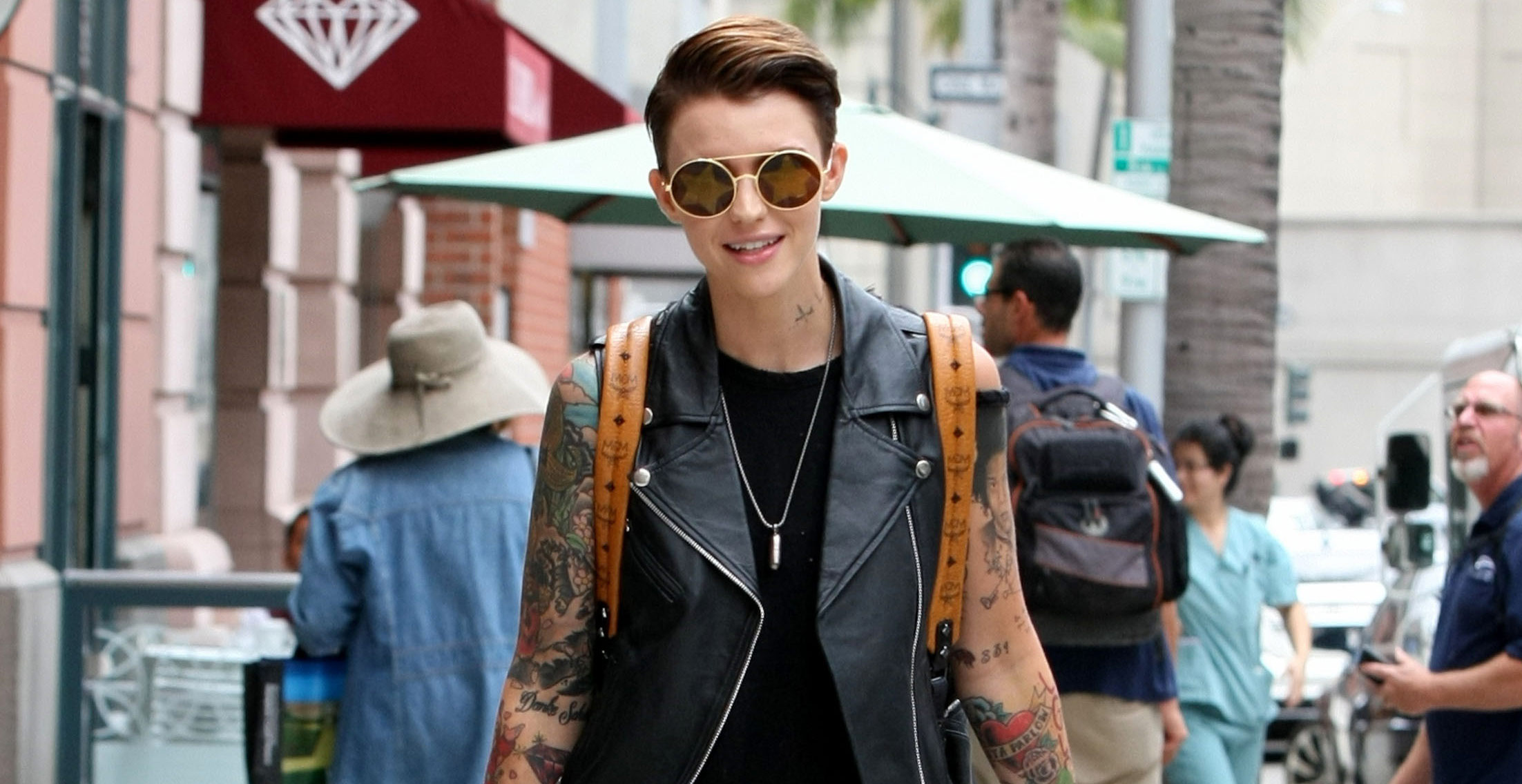 Ruby Rose Before Transition: Ruby Rose Began Saving For Gender Reassignment Surgery At