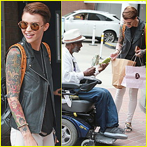 Ruby Rose Began Saving for Gender Reassignment Surgery at Age Five