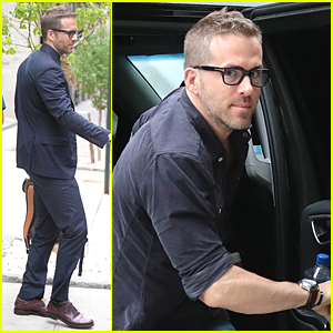 Ryan Reynolds Admits Making Baby Carrier Mistake - Watch Now!
