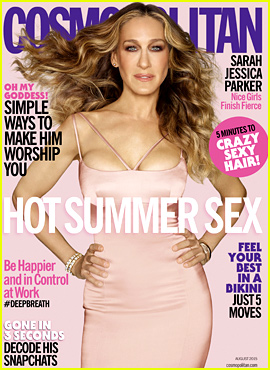 Sarah Jessica Parker Says She's a Humanist, Not a Feminist