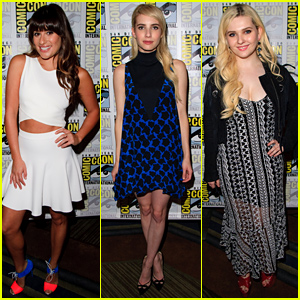 Ryan Murphy Discloses 'Scream Queens' Details at Comic-Con Panel!