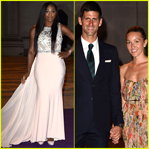 Serena Williams Celebrates Wimbledon Win After J.K. Rowling Helps Shame Her Rude Hater