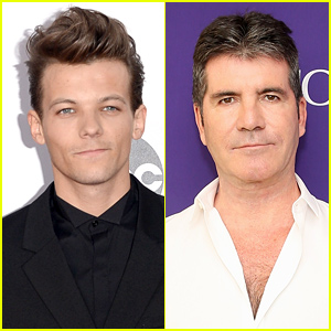 Simon Cowell Gave Louis Tomlinson Advice After Baby News: 'Man Up'
