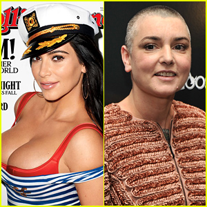Sinéad O'Connor Slams Kim Kardashian & Her 'Rolling Stone' Cover